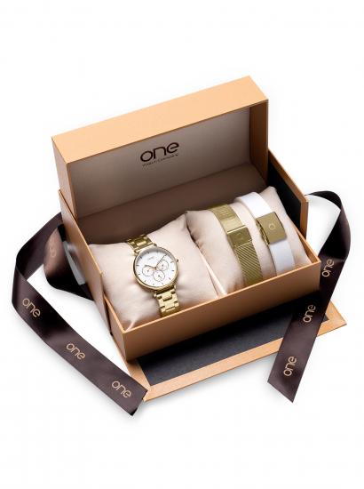 """Imagem da notícia: ONE lança BOX """"ONE BE GOLDEN"""""""