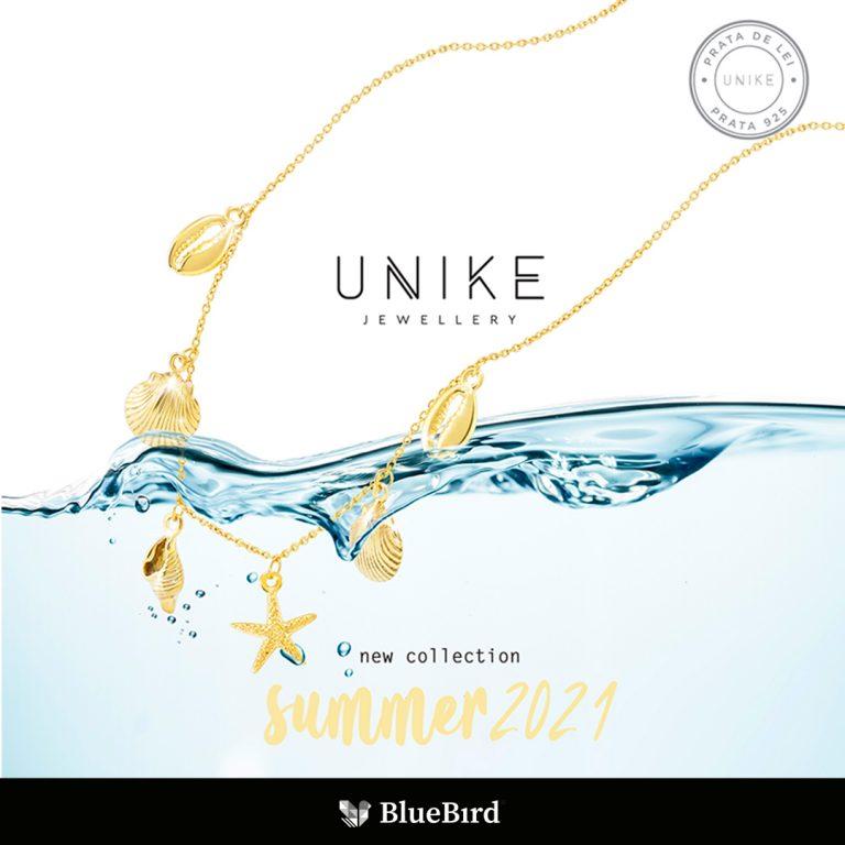 Imagem da notícia: UNIKE Jewellery lança coleção Summer 2021 inspirada nas ilhas gregas