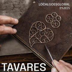 Imagem da notícia: Tavares strides towards centenary at Paris Fashion Week