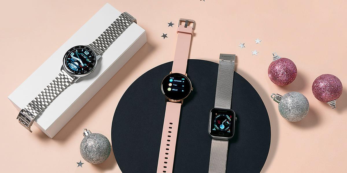 Imagem da notícia: Radiant: escolha o seu Smartwatch favorito