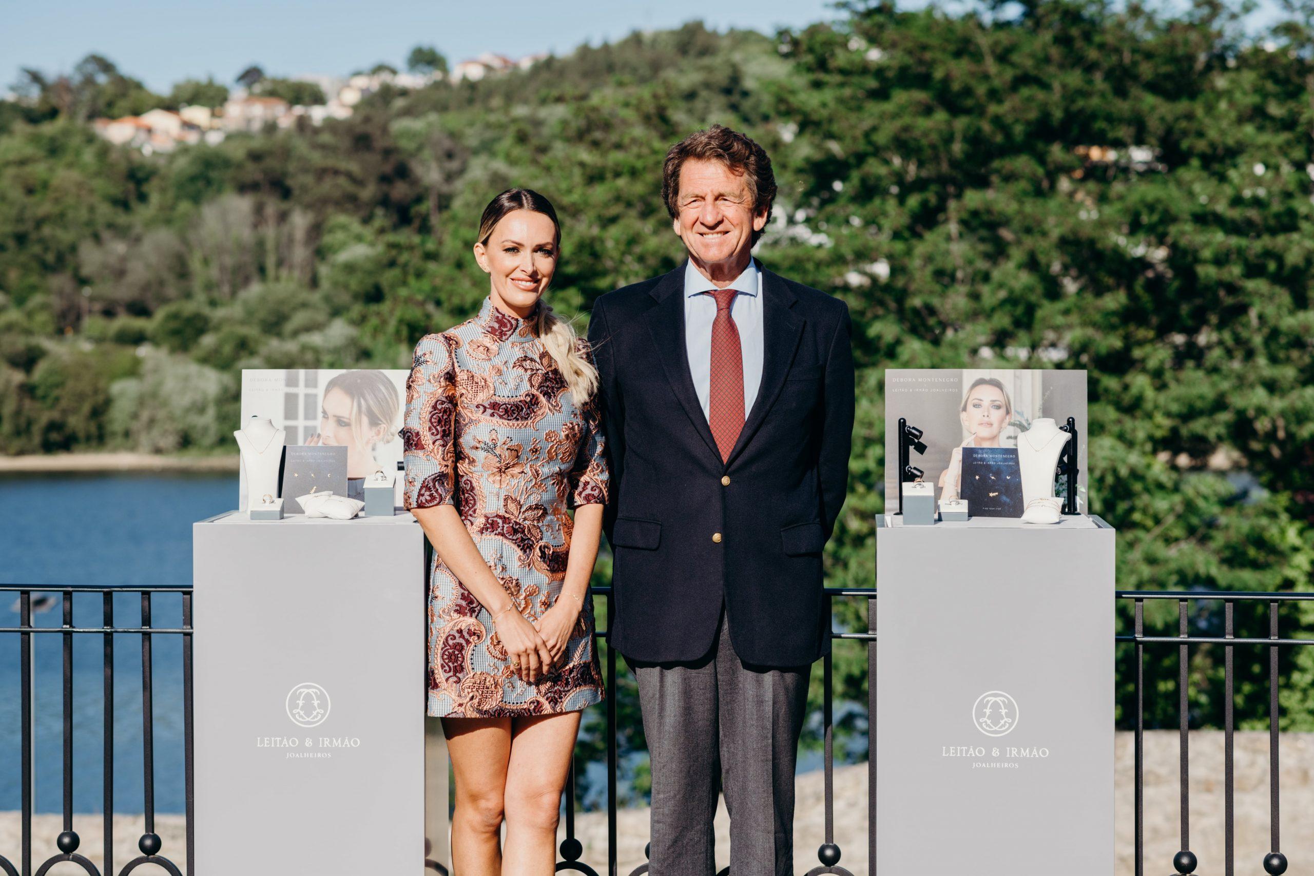 Imagem da notícia: Apresentação da coleção Débora Montenegro x Leitão & Irmão