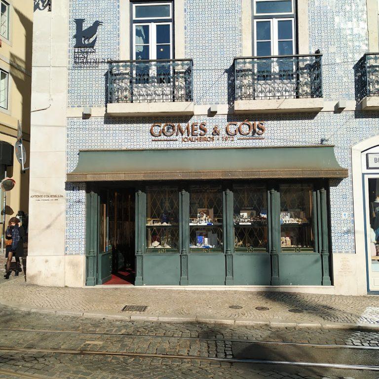 Imagem da notícia: Gomes & Góis Joalheiros: loja do Chiado celebra 4.º aniversário