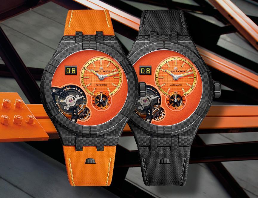 Imagem da notícia: AIKON Master Date Only 2021 o novo relógio da Maurice Lacroix