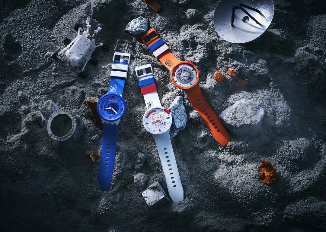 Imagem da notícia: Space: SWATCH apresenta nova coleção inspirada nas estrelas