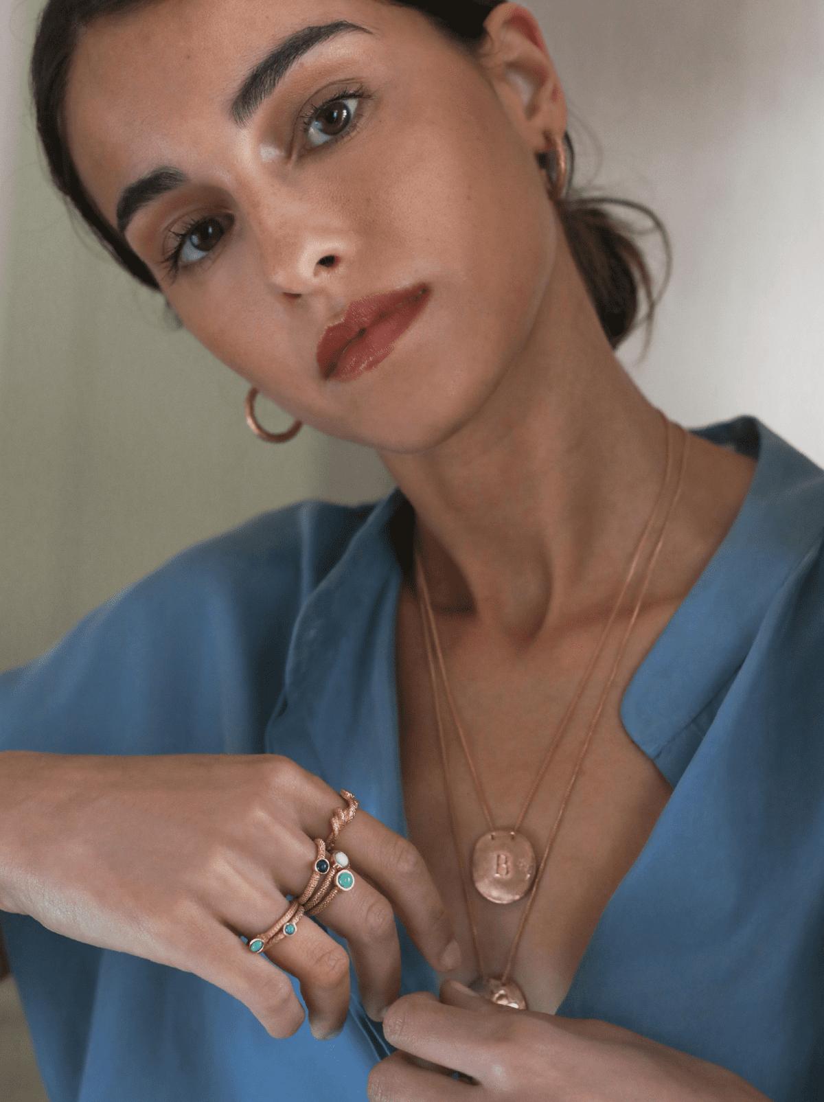 """Imagem da notícia: Sopro Jewellery, o """"mix and match"""" da Coleção Sea"""