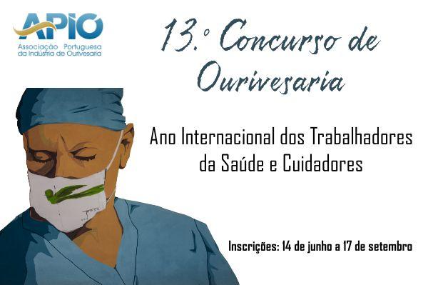 Imagem da notícia: APIO promove 13.º Concurso de Ourivesaria