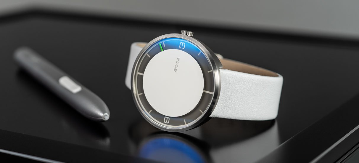 Imagem da notícia: NOVA, o relógio automático de 44 mm da BOTTA