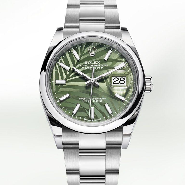 Imagem da notícia: Rolex Datejust 36 by David Rosas