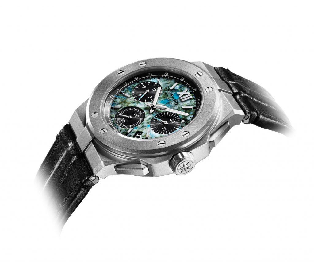 Imagem da notícia: Chopard concebe relógio para apoiar Associação Monegasca Contra a Distrofia Muscular