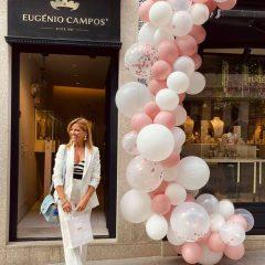Imagem da notícia: Eugénio Campos: Boutique das Flores celebra aniversário