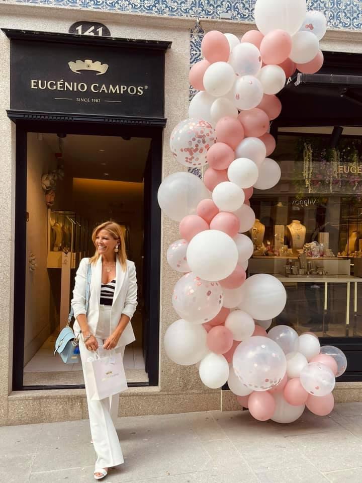Imagem da notícia: Eugénio Campos: Boutique das Flores celebrates anniversary