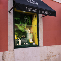Imagem da notícia: Leitão & Irmão convida a conhecer montras de luxo sustentável
