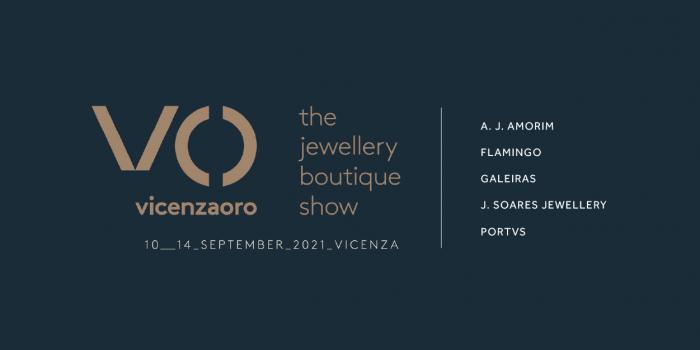Imagem da notícia: Joalharia Portuguesa presente na VicenzaOro 2021