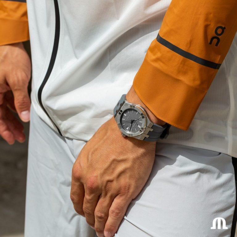 Imagem da notícia: Maurice Lacroix lança novas versões do icónico Aikon