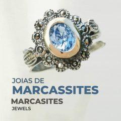 Imagem da notícia: Portugal Jewels apresenta coleção Joias de Marcassites