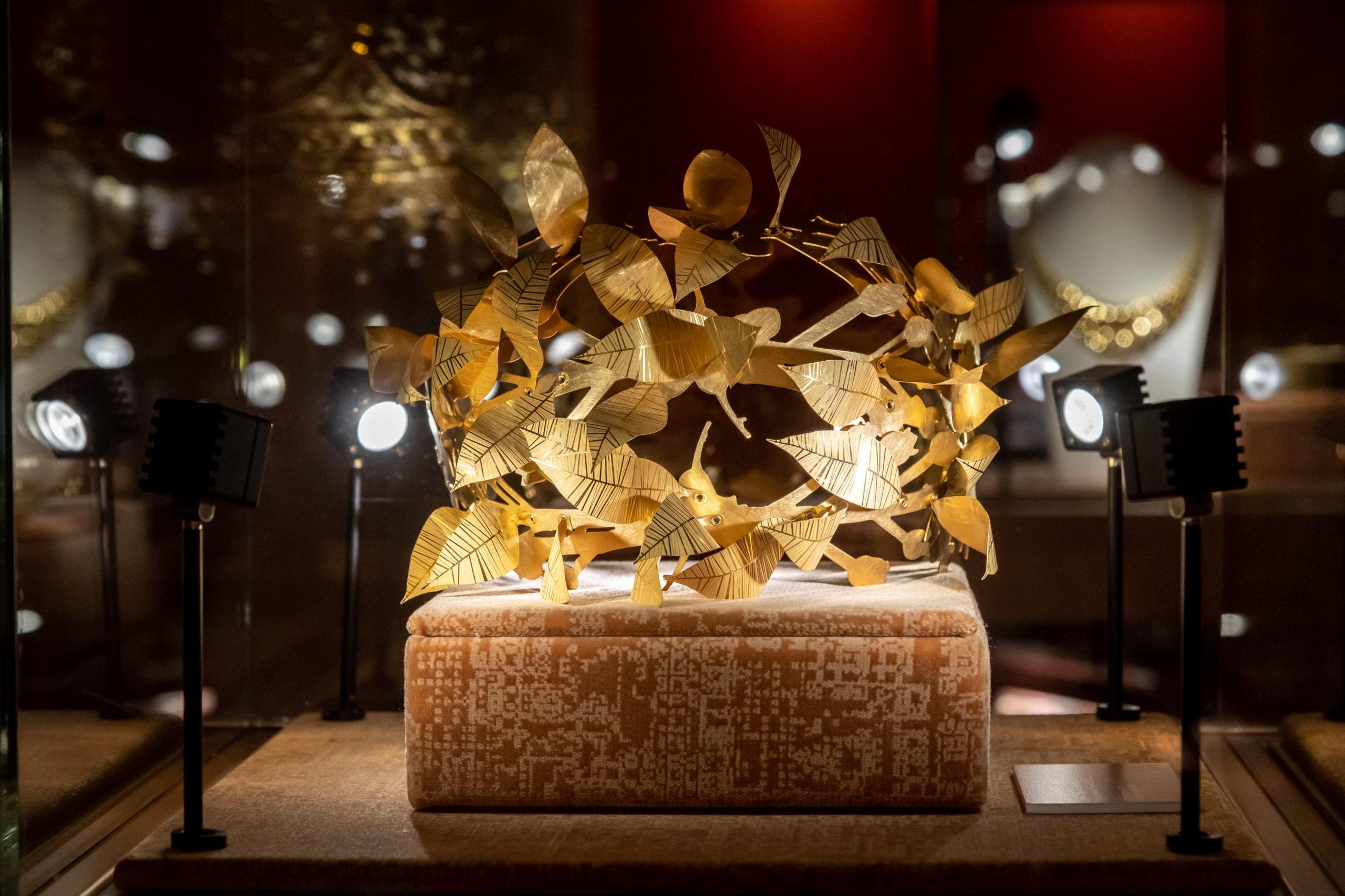 """Imagem da notícia: Joias """"Made in Italy"""" com lugar permanente em museu"""
